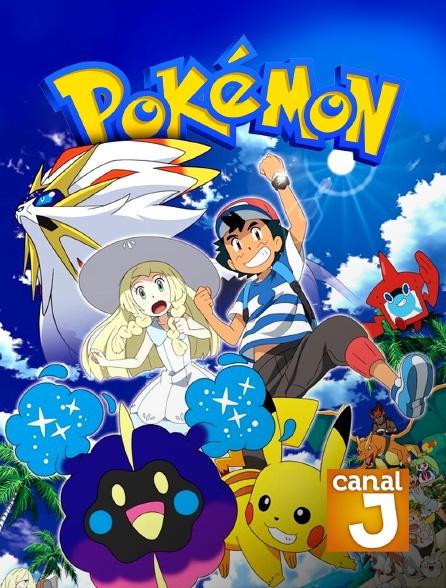 Canal J - Pokémon Soleil et Lune Ultra-Aventures