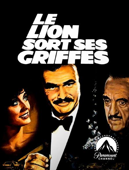 Paramount Channel - Le lion sort ses griffes