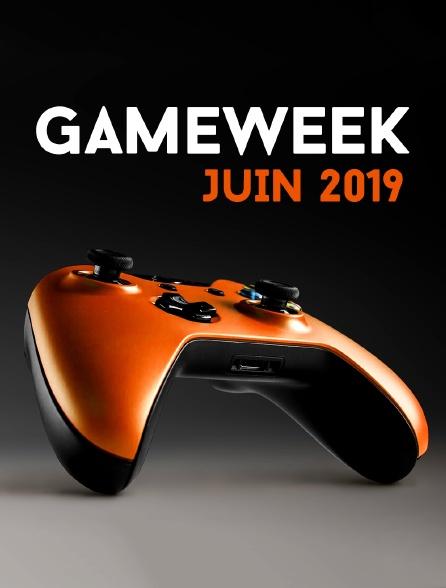 Gameweek Juin2019