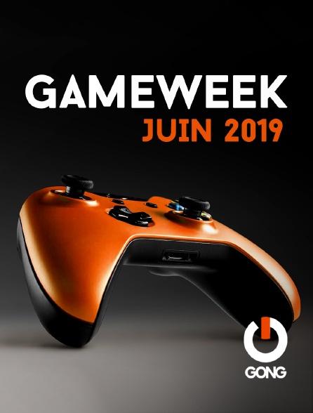 GONG - Gameweek Juin2019