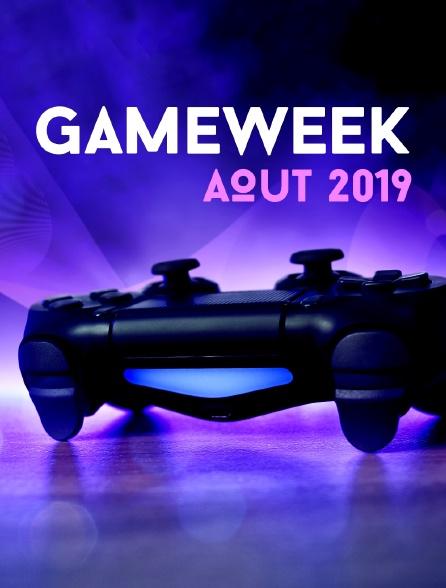 Gameweek Aout2019