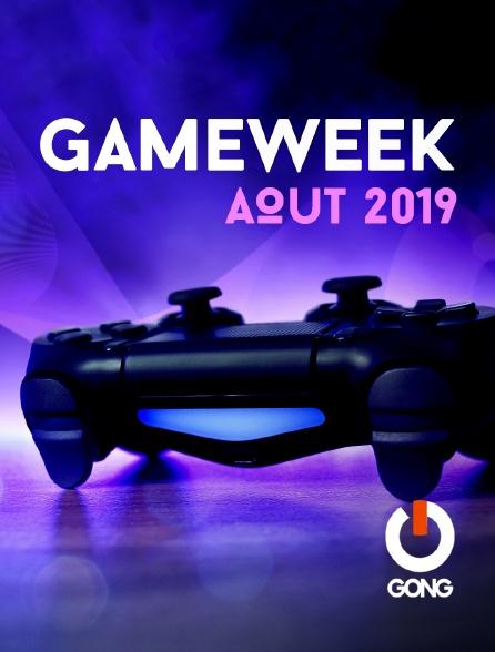 GONG - Gameweek Aout2019
