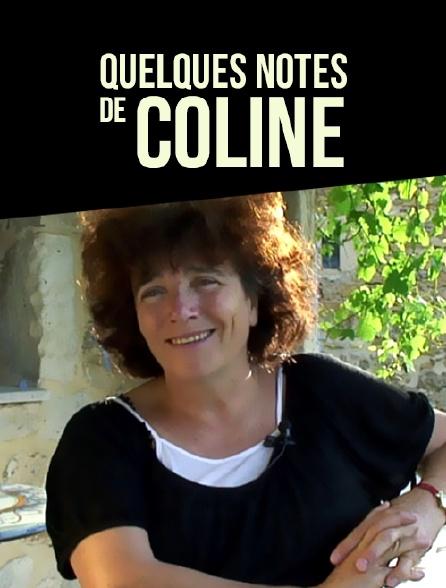 Quelques notes de Coline
