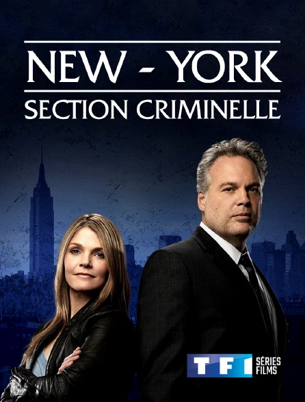 TF1 Séries Films - New York, section criminelle