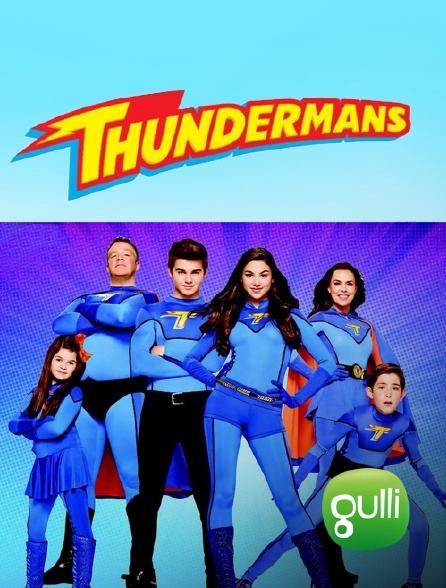 Gulli - Les Thunderman