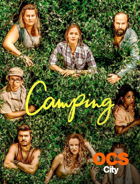 OCS City - Camping