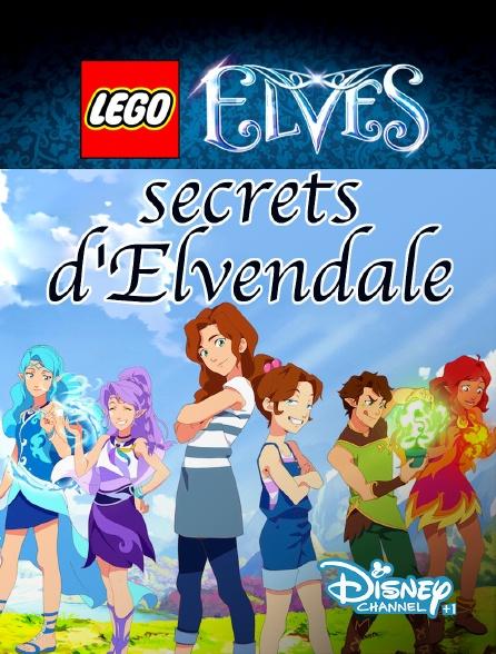 Disney Channel +1 - LEGO Elves : secrets d'Elvendale