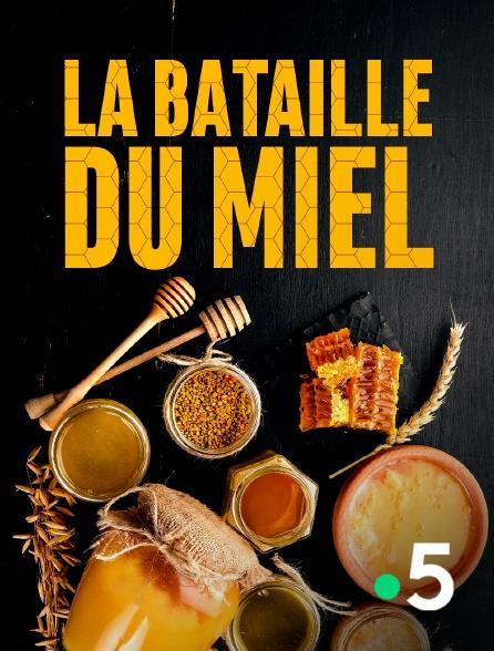 France 5 - La bataille du miel