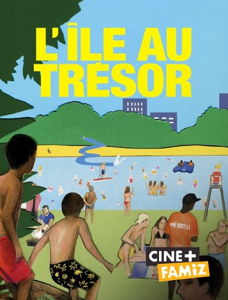 Ciné+ Famiz - L'île au trésor