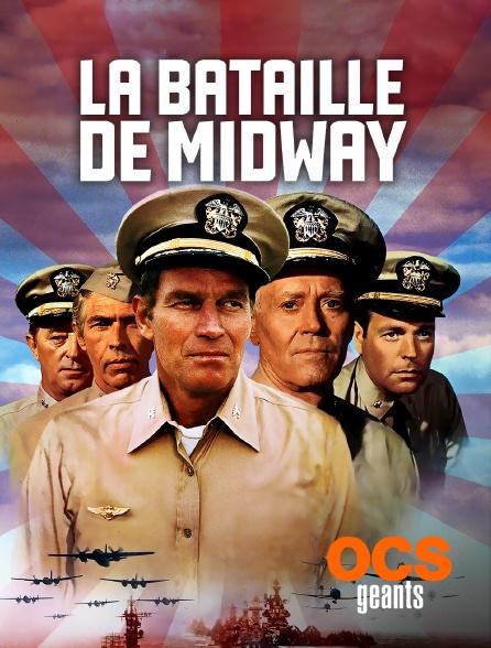 OCS Géants - La bataille de Midway