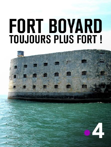 France 4 - Fort Boyard : toujours plus fort !