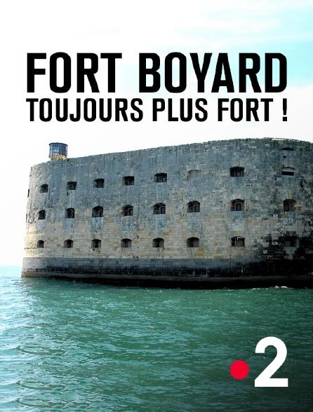 France 2 - Fort Boyard : toujours plus fort !