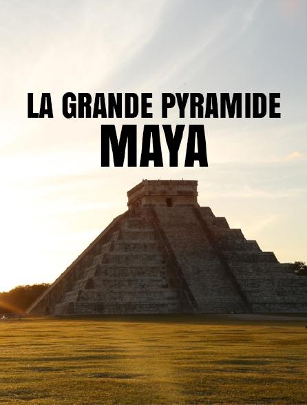 La grande pyramide Maya