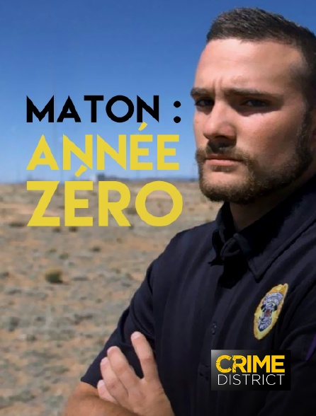 Crime District - Maton : année zéro