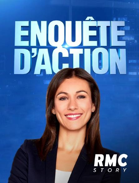 RMC Story - Enquête d'action en replay