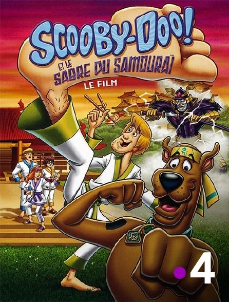 France 4 - Scooby-Doo et le sabre du samouraï