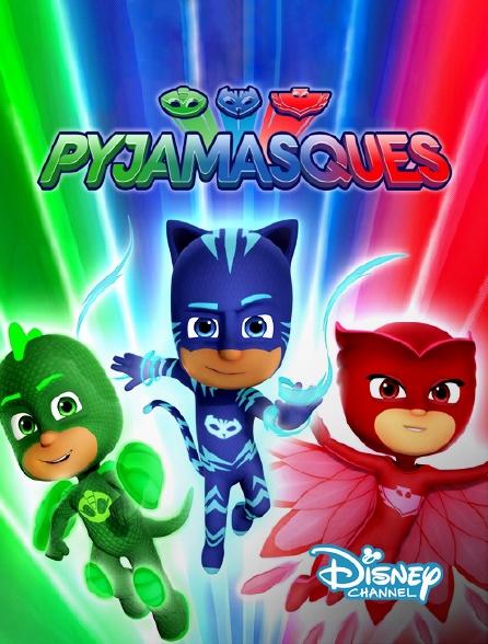 Disney Channel - Pyjamasques