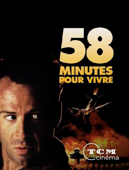 TCM Cinéma - 58 minutes pour vivre en replay