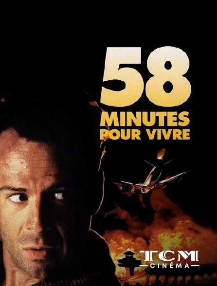 TCM Cinéma - 58 minutes pour vivre