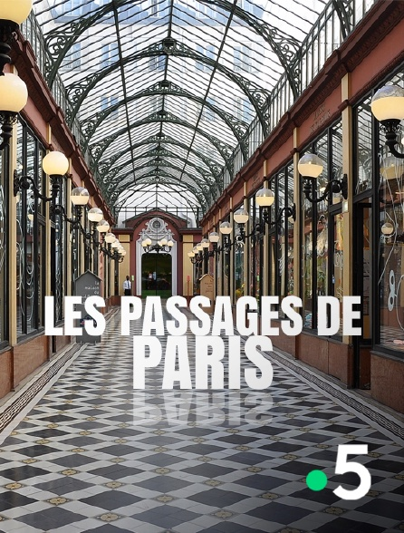 France 5 - Les passages de Paris