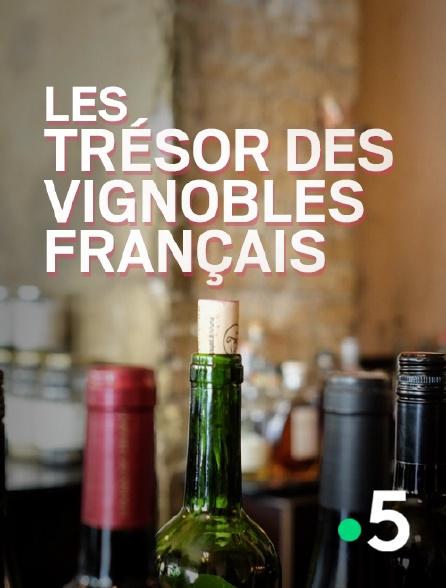 France 5 - Les trésors des vignobles français