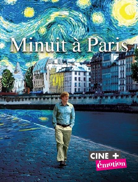 Ciné+ Emotion - Minuit à Paris