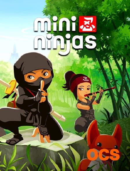 OCS - Mini ninjas