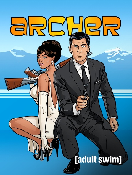 Adult Swim - Archer