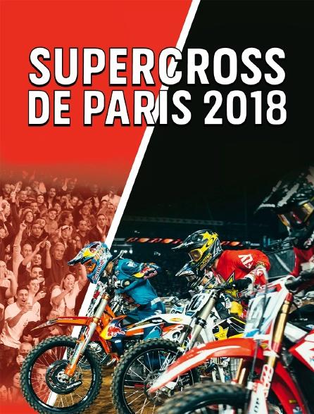 Supercross de Paris 2018
