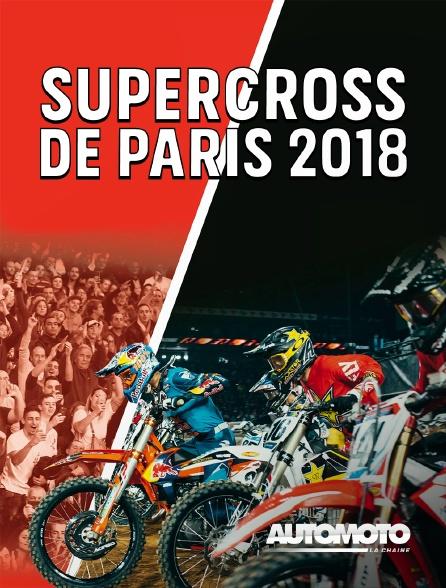 Automoto - Supercross de Paris 2018