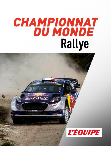 L'Equipe - Championnat du monde de Rallye