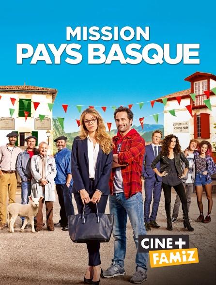 Ciné+ Famiz - Mission Pays basque