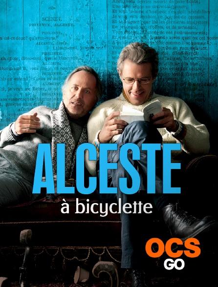 OCS Go - Alceste à bicyclette