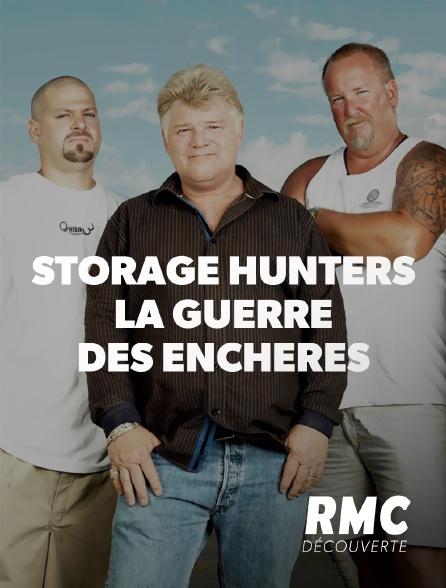 RMC Découverte - Storage Hunters, la guerre des enchères