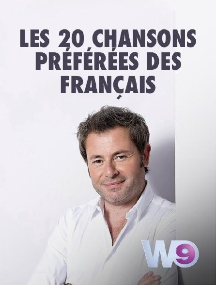 W9 - Les 20 chansons préférées des Français