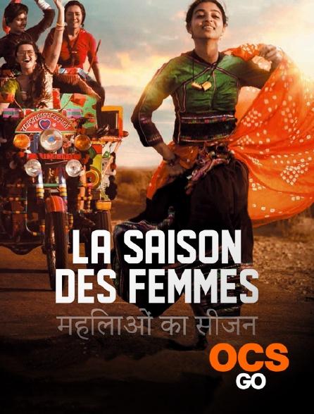 OCS Go - La saison des femmes