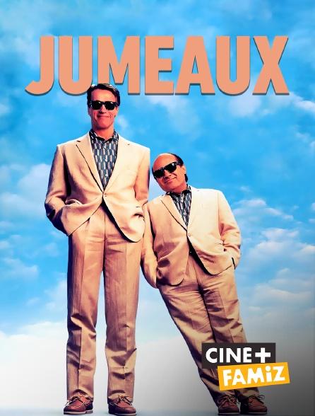 Ciné+ Famiz - Jumeaux en replay