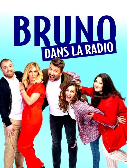 Bruno dans la radio