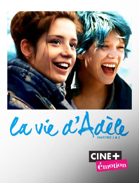 Ciné+ Emotion - La vie d'Adèle : chapitres 1 & 2