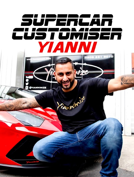 Supercar Customiser : Yianni