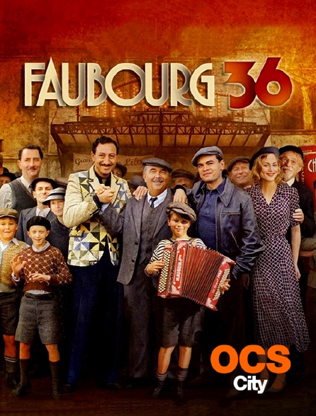 OCS City - Faubourg 36