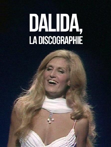 Dalida, la discographie