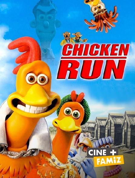 Ciné+ Famiz - Chicken Run