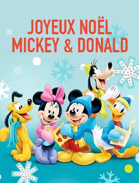 Joyeux Noël, Mickey et Donald !