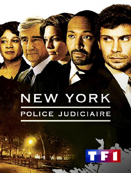TF1 - New york police judiciaire