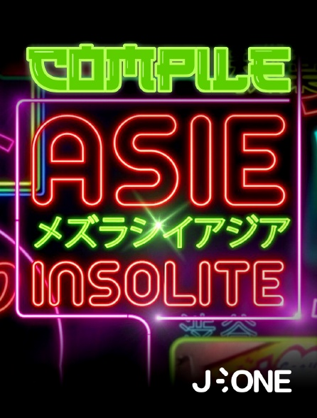 J-One - Compile Asie insolite en replay
