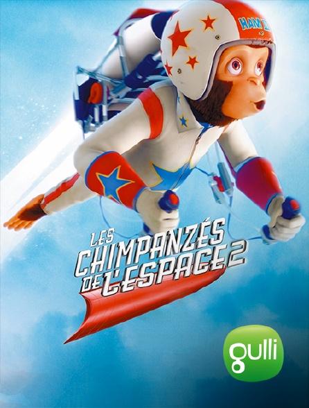 Gulli - Les chimpanzés de l'espace 2