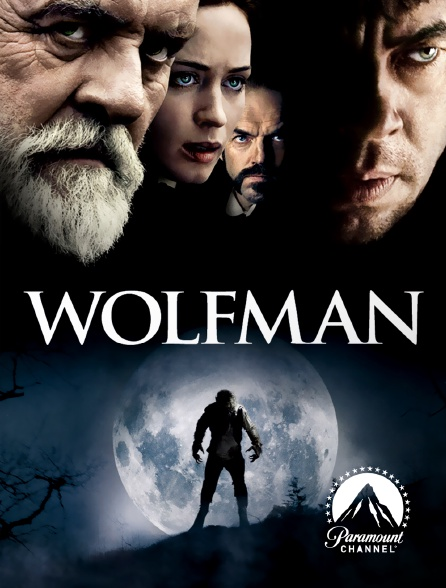 Paramount Channel - Wolfman