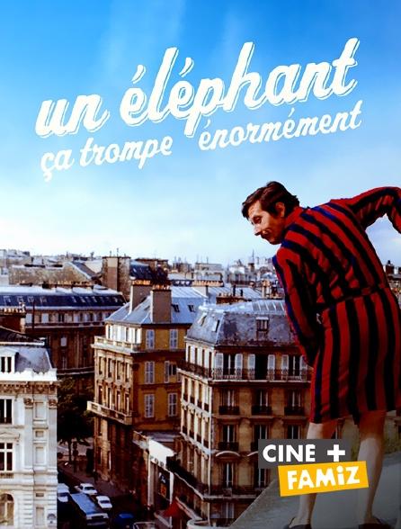 Ciné+ Famiz - Un éléphant, ça trompe énormément