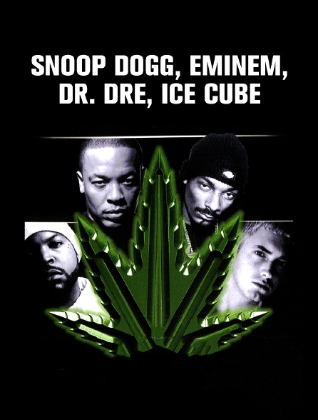 Snoop Dogg, Eminem, Dr. Dre, Ice Cube